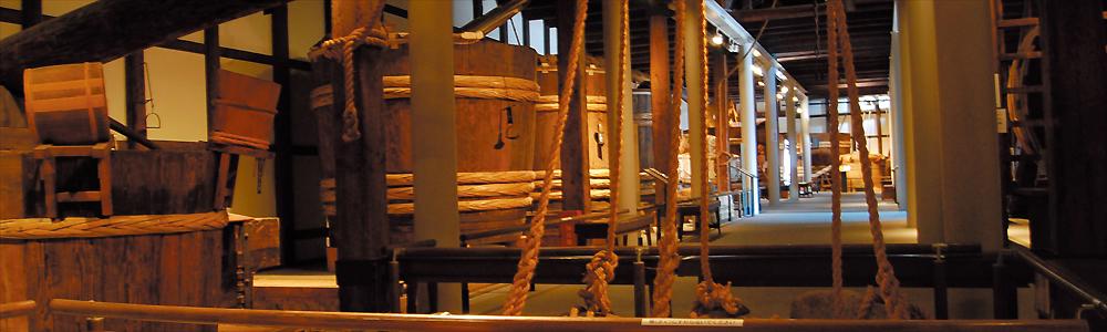 白鹿記念酒造博物館(酒ミュージアム)